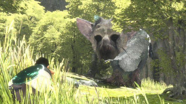 『人喰いの大鷲トリコ』最新画面写真を公開! 少年とトリコの絆はいかに育まれていくのか──。