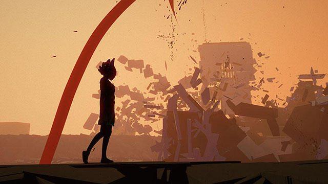 PS4®『バウンド:王国の欠片』配信スタート! 現代美術とダンスが融合した独特な世界へ旅立とう!