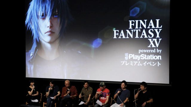 『FINAL FANTASY XV』電撃PlayStationプレミアムイベントのステージイベントや試遊体験会をレポート!