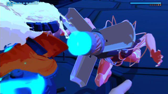 観察し、対応し、順応する――『Furi』にはアクションゲームの魅力が凝縮されている!?【Indie×電撃PS06】