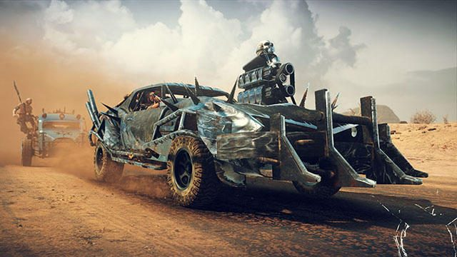 アドレナリン全開のカーアクションADVがお手頃価格に!PS4®『WARNER THE BEST マッドマックス』11月3日発売