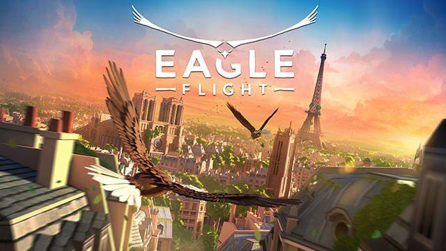 【PS VR】『イーグルフライト』が日本国内で11月9日発売! オオワシの視点でパリの大空へ飛び立とう