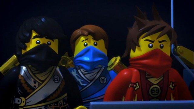 """""""ニンジャ""""たちが帰ってきた! 『LEGO®ニンジャゴー ニンドロイド』がPS Vitaで11月22日発売!"""