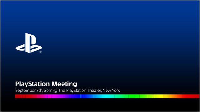 「PlayStation® Meeting 2016」 9月8日午前4時開催!ストリーミング中継(日本語同時通訳)を実施!