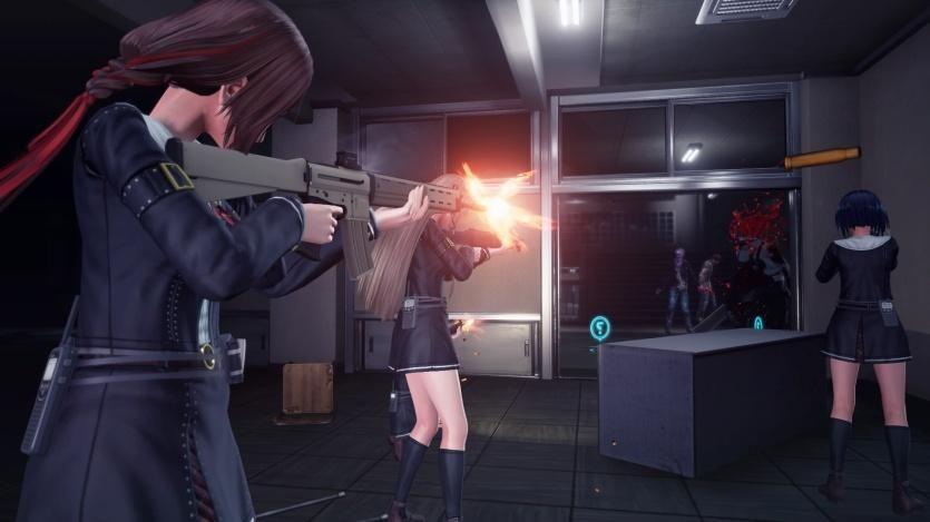 美少女がゾンビを蹴散らす爽快ガンアクション!『SG/ZH School Girl/Zombie Hunter』がPS4®で発売!