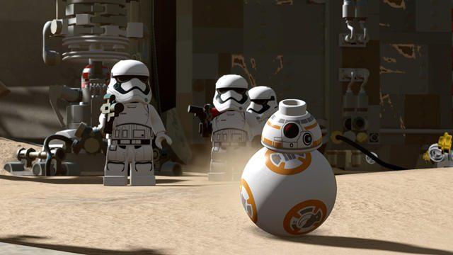 レゴ®でその世界観を再現! 『LEGO®スター・ウォーズ/フォースの覚醒』の魅力に迫る【特集第1回】