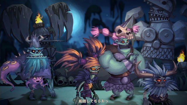 『Zombie Vikings』は油断禁物の良質ゾンビアクション。1人でも友だちとでも楽しめる!【Indie×電撃PS09】