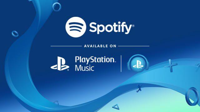 「PlayStation™Music」を通じ、「Spotify」が本日9月29日からPS4®/PS3®で国内サービスを開始!
