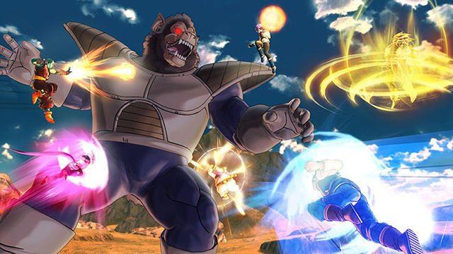 PS4®『ドラゴンボール ゼノバース2』オープンβテストが10月14日から開催!! 10月8日には先行プレイも!
