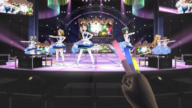 【PS VR】『アイドルマスター シンデレラガールズ ビューイングレボリューション』配信開始! DLCも販売中!