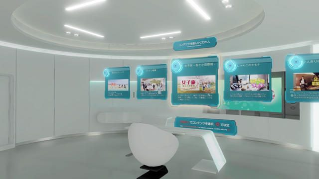 【PS VR】『JOYSOUND VR』──360度パノラマ映像と3Dオーディオで再現されたVR空間で究極のヒトカラ体験!
