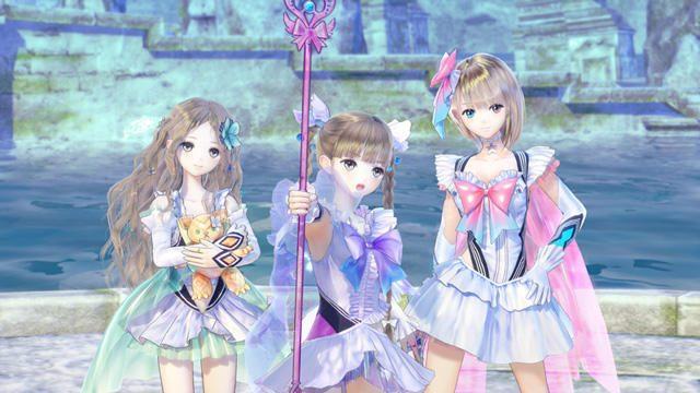 気鋭のクリエイターが集うヒロイックRPG『BLUE REFLECTION 幻に舞う少女の剣』新情報公開!