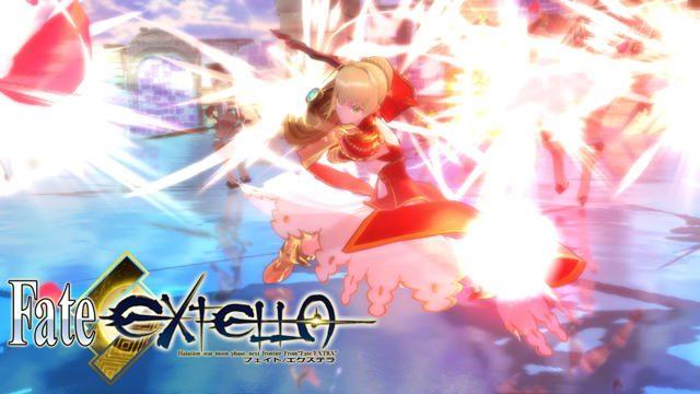 PS4®クオリティで繰り広げられる戦いの新地平!『Fate/EXTELLA』総力特集!!【特集第1回】
