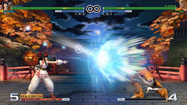 PS4®『KOF XIV』が本日アップデート! バランス調整やオンライン機能の改善などを施した最新Ver.配信中!