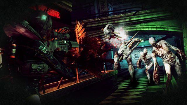 「バイオハザード」シリーズ『リベUE』のレア武器レッドストームが手に入るオンラインイベントが開催中!