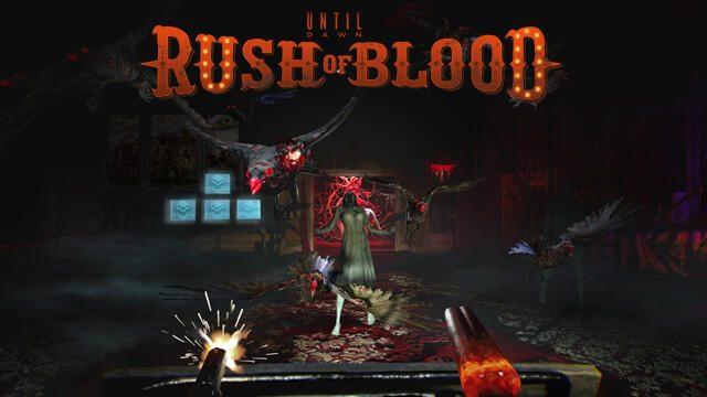 【PS VR】逃げ場のない恐怖が押し寄せる! 『Until Dawn: Rush of Blood』7つのステージをチェック!