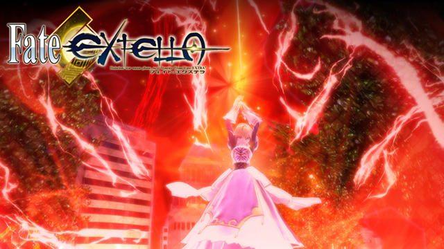 総勢16騎の英霊が集結!『Fate/EXTELLA』登場キャラ神速のバトル動画【特集第2回】