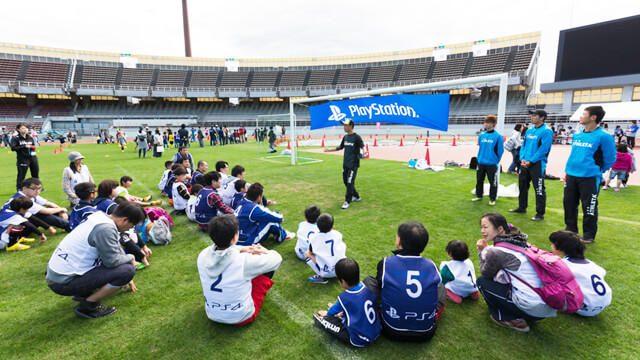 考えるサッカーが身につく「ウイトレ」を親子で体験! 「サカママフェスタinさいたま」レポート!