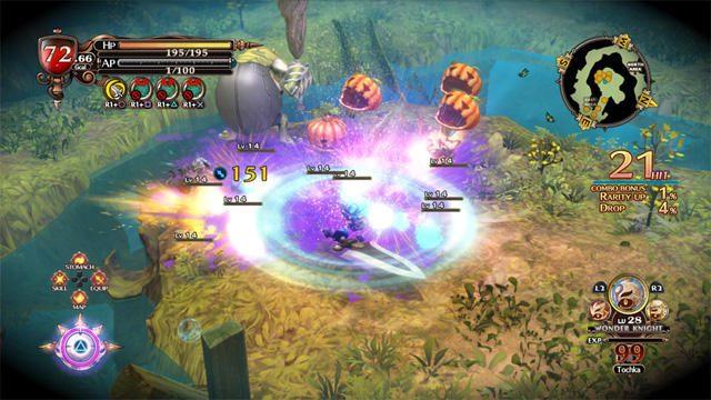 PS4®『魔女と百騎兵2』自由度の高いカスタマイズ性が魅力のゲームシステムと新キャラクターを紹介!