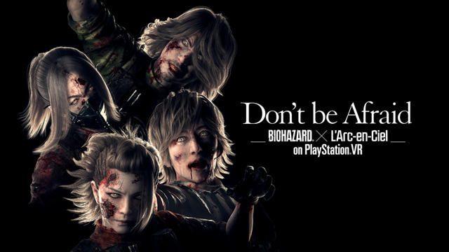 【PS VR】「バイオハザード」とL'Arc-en-CielがコラボしたVRミュージックビデオが11月17日より配信決定!