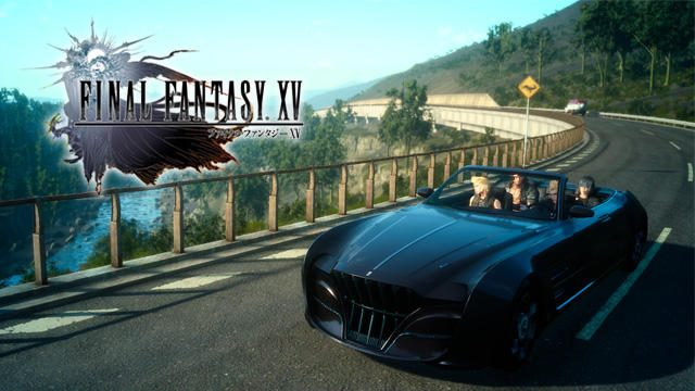 『FFXV』の冒険には車が欠かせない! ルシス王家御用達車・レガリアの秘密に迫る!!【特集第3回/電撃PS】