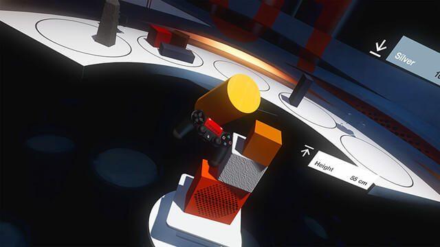 【PS VR】ひらめきと思考力を試される、大人もハマるVRパズル『つみきBLOQ VR』で頭の体操!