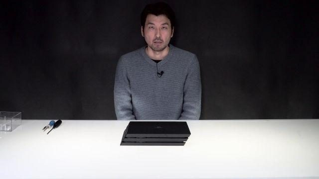 PlayStation®4 Pro分解映像を公開!