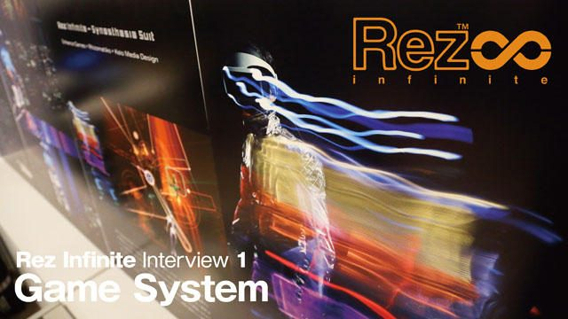 【PS VR】世界が絶賛する共感覚体験の秘密に迫る──『Rez Infinite』インタビュー1<ゲームシステム>