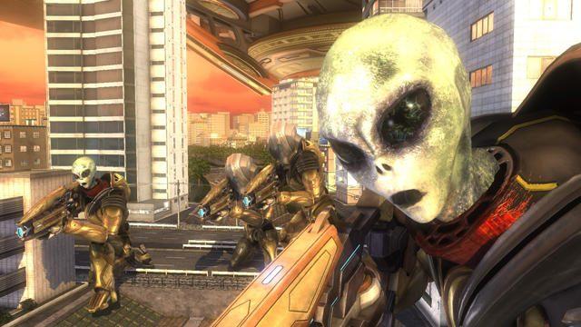 PS4®『地球防衛軍5』人類を襲う異星の脅威......異星兵器に関する驚愕の事実も判明!?