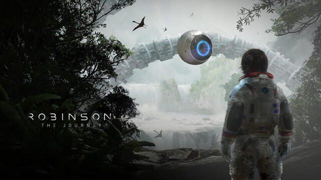 【PS VR】『ROBINSON: THE JOURNEY』配信中! 恐竜が住む惑星をVRで探索しよう!