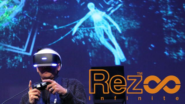 【PS VR】『Rez Infinite』はジャンルを超えたアート──「TOKYO DANCE MUSIC EVENT」でZeebra氏が初試遊!