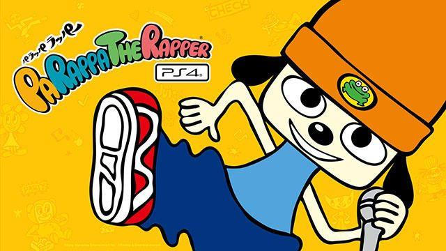 誕生20周年の『パラッパラッパー』がPS4®で発売決定! 最初のステージが遊べる無料体験版を12月5日に配信!
