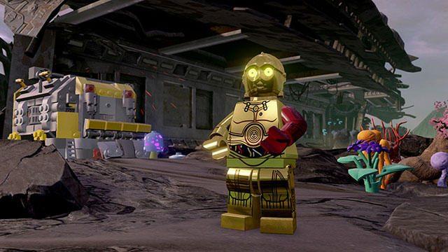 『LEGO®スター・ウォーズ/フォースの覚醒』DLCが順次配信中! 「ファントム・リム パック」は本日配信!