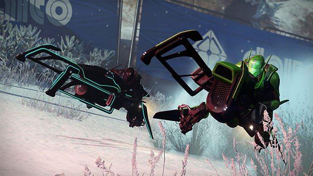 PS4®版拡張コンテンツ『Destiny 鉄の章』の大型アップデート、「The Dawning (暁旦)」明日14日より配信!