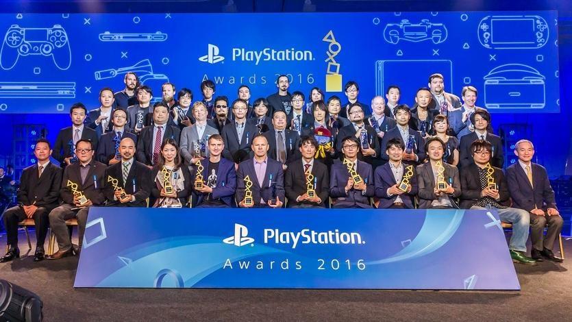 PlayStation®の2016年を盛り上げてくれたタイトルに感謝を込めて! 「PlayStation® Awards 2016」レポート