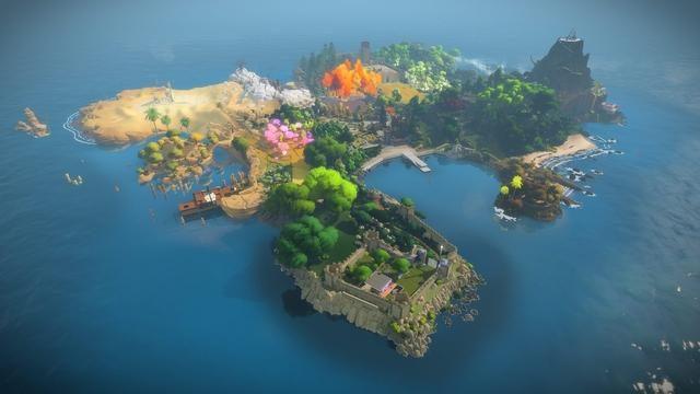 知性が疼く、孤島の冒険。PS4®『The Witness』が本日12月15日配信開始! 期間限定20%割引キャンペーンも!