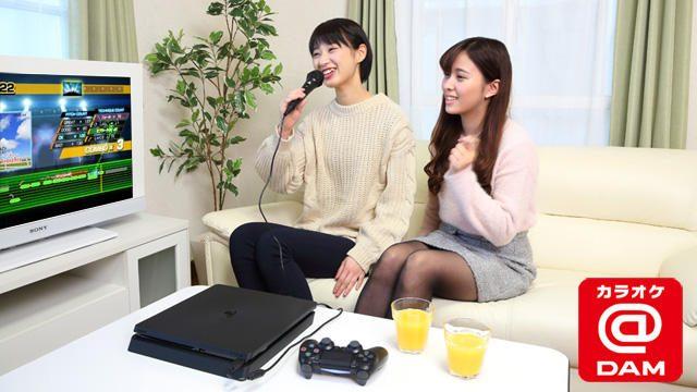 """『カラオケ@DAM for """"PlayStation 4""""』で目指せハイスコア!「精密採点∞(インフィニティ)」のコツを伝授!"""