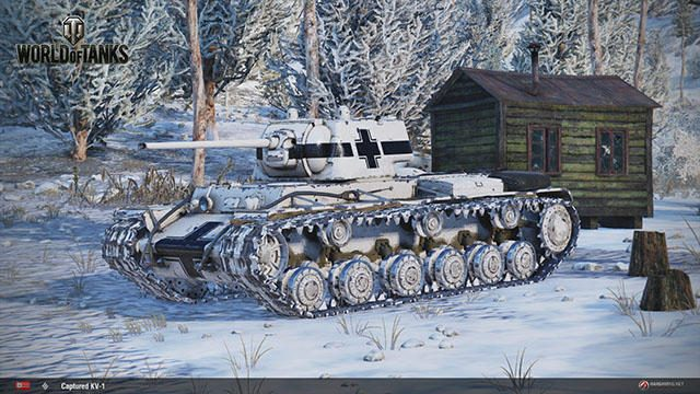 PS4®『World of Tanks』がホリデーシーズン一色に! 年末を彩る怒涛の連続特大イベント!