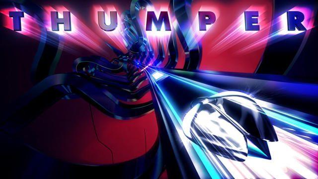 【PS VR】スリリングな疾走感と重厚なビートの融合。VRで加速する『THUMPER リズム・バイオレンスゲーム』