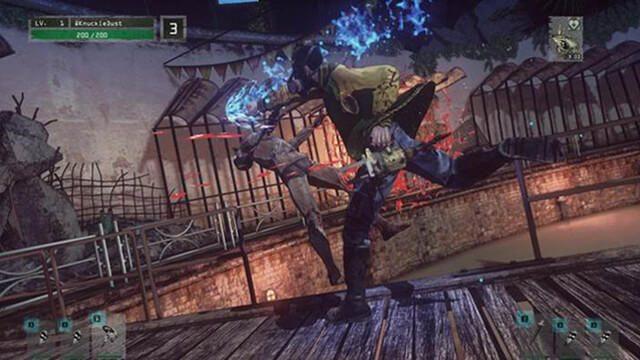 カオスでポップなサバイバルアクション! PS4®『LET IT DIE』が2017年2月2日に配信決定!