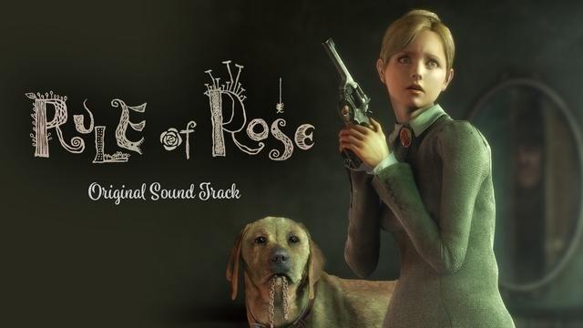 発売10周年の『RULE of ROSE』から待望のサウンドトラックが発売開始! 未発表楽曲を収録した全18曲!