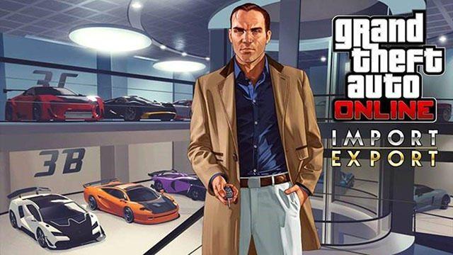 高級車を確保して裏社会を支配せよ。PS4®「GTAオンライン:カーディーラー」好評配信中!