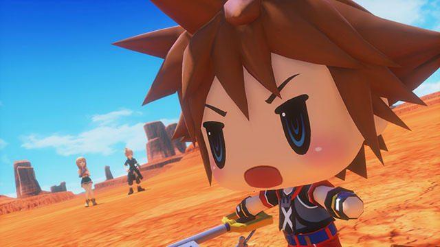 『ワールド オブ ファイナルファンタジー』の世界にソラが登場!! 無料DLC&「パッチ1.02」、本日配信開始!