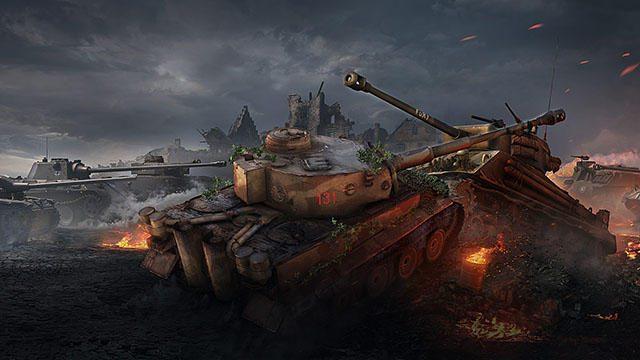 『World of Tanks』でアメリカチーム対ドイツチームが激突!! 一大イベント「タンクボウル」2月1日開催!