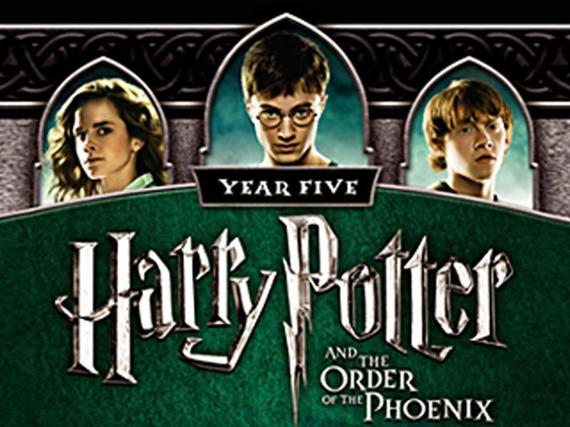 『ハリー・ポッターと不死鳥の騎士団 (字幕版)』