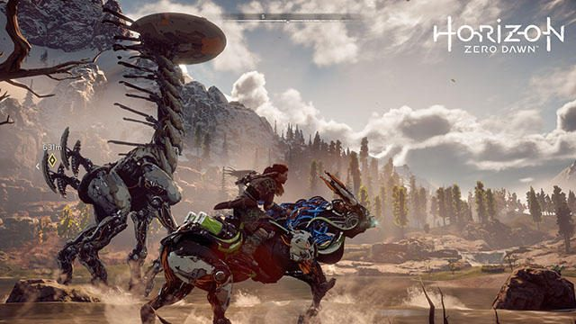 FPSからオープンワールド・アクションRPGへ。『Horizon Zero Dawn』最新PV「新たなジャンルへの挑戦」公開!