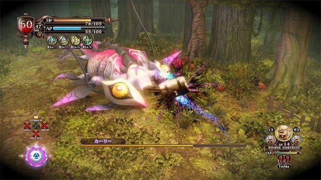 発売目前のPS4®『魔女と百騎兵2』の新たなキャラクターや組み合わせ自在な戦術換装をご紹介!