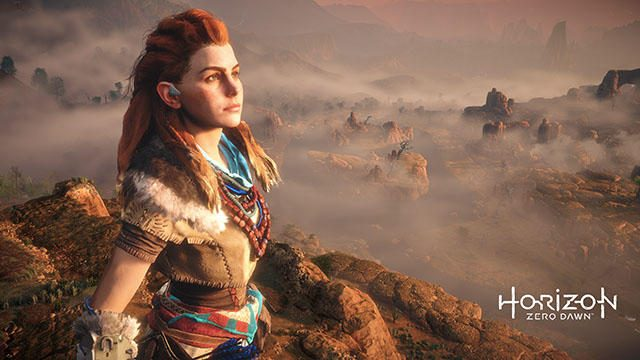 アーロイと共に見知らぬ世界の旅へ。『Horizon Zero Dawn』最新映像「新たな主人公の創造」公開!