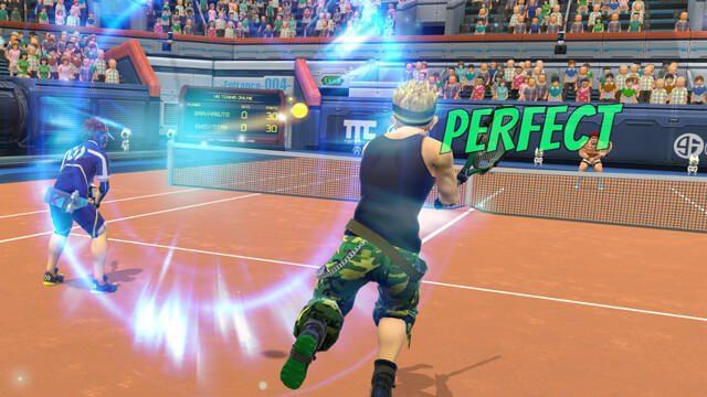 【PS VR】オンライン対戦可能! 迫力の必殺ショットを体感せよ! 『VR Tennis Online』配信中!