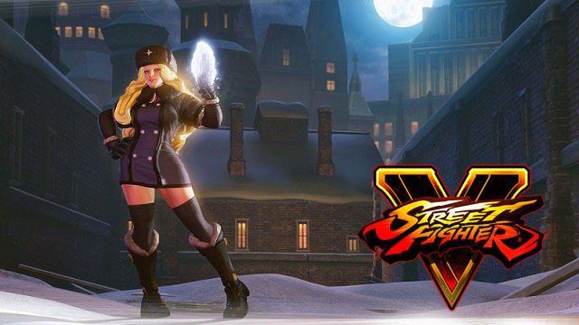 3月1日、PS4®『ストリートファイターV』にコーリン参戦! 2人目のシーズン2追加キャラクターの実力は?